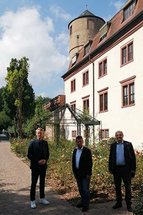Zu Gast in Wertheim